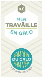 Label Du Galo, dam Yan, dam Vèr! Livè 3